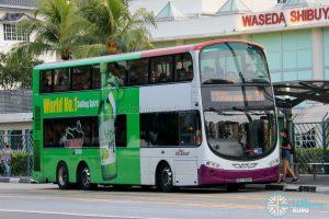 Bus 51 - SBS Transit Volvo B9TL Wright (SBS7528A)
