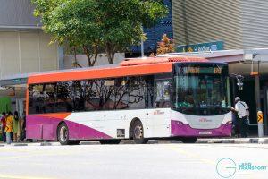 Bus 170 - SBS Transit Scania K230UB Euro IV (SBS8112J)