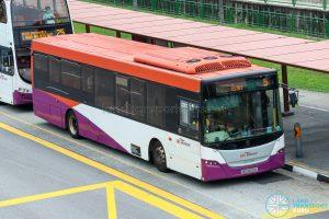 Bus 5 - SBS Transit Scania K230UB Euro IV (SBS8120K)
