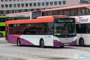 Bus 38 - SBS Transit Scania K230UB Euro IV (SBS8155K)