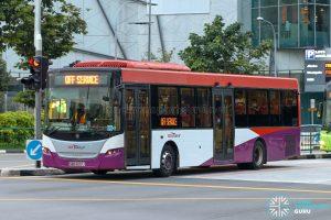 Off Service - SBS Transit Scania K230UB Euro IV (SBS8210J)