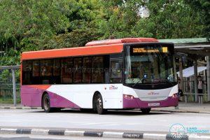 Bus 111 - SBS Transit Scania K230UB Euro IV (SBS8419A)