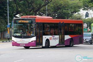 SBS Transit Scania K230UB Euro IV (SBS8481T)