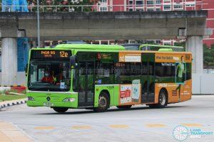 Express 12e - Go-Ahead Singapore Mercedes-Benz Citaro (SG1011A)