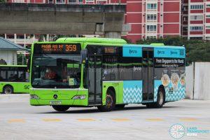 Bus 359 - Go-Ahead Singapore Mercedes-Benz Citaro (SG1012Y)