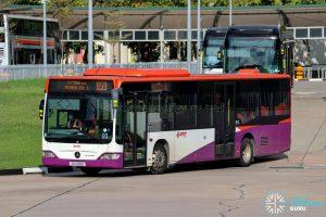 Bus 859 - SMRT Buses Mercedes-Benz Citaro (SG1035G)