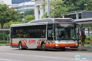 Bus 960 - SMRT Buses MAN A22 (SMB1316T)