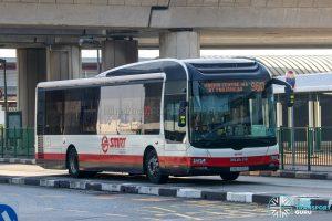 Bus 960 - SMRT Buses MAN A22 (SMB1399D)