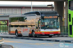 Bus 925A - SMRT Buses MAN A22 (SMB1555U)