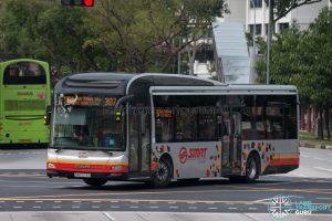Bus 307 - SMRT Buses MAN A22 (SMB1573S)