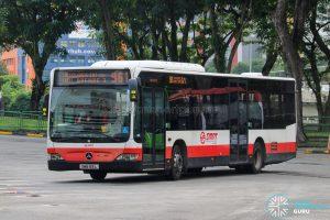 Bus 961 - SMRT Buses Mercedes-Benz Citaro (SMB159L)