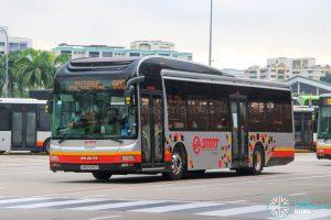 Bus 902 - SMRT Buses MAN A22 (SMB1645T)