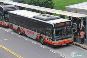 Bus 969 - SMRT Buses Mercedes-Benz Citaro (SG1694D)