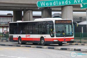 Bus 925 - SMRT Buses Mercedes-Benz Citaro (SMB180Z)
