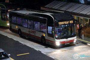 Bus 855 - SMRT Buses MAN A22 (SMB253Y)