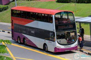 Bus 165 - SBS Transit Volvo B9TL Wright (SBS3002B)