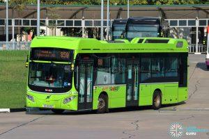 Bus 859 - SMRT Buses Volvo B5LH (SG3033Z)