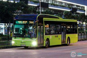 Bus 944 - Tower Transit MAN A22 (SMB3033X)