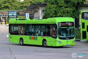Bus 859 - SMRT Buses Volvo B5LH (SG3044S)