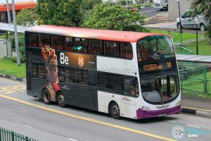 Bus 14 - SBS Transit Volvo B9TL Wright (SBS3088D)