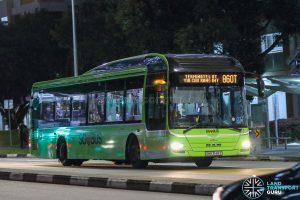 Bus 860T - SBS Transit MAN A22 (SMB3148Z)