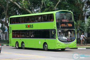 Bus 183B - Tower Transit Volvo B9TL Wright (SBS3328L)