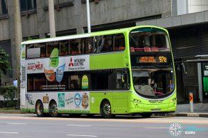 Express 97e - Tower Transit Volvo B9TL Wright (SBS3336M)
