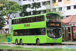 Express 12e - Go-Ahead Singapore Volvo B9TL Wright (SBS3460L)