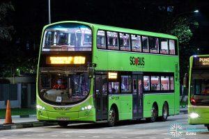 Bus 83T - Go-Ahead Singapore Volvo B9TL Wright (SBS3476S)