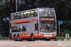 Bus 856 - SMRT Buses Alexander Dennis Enviro500 (SMB3533U)