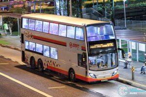 Bus 975C - SMRT Buses Alexander Dennis Enviro500 (SMB3540Z)