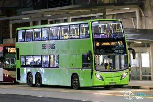 Bus 97 - Tower Transit Alexander Dennis Enviro500 (SMB3551S)