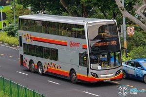 Bus 963 - SMRT Buses Alexander Dennis Enviro500 (SMB3555G)