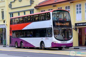 Bus 147 - SBS Transit Volvo B9TL Wright (SBS3774G)