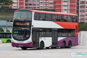 Bus 88 - SBS Transit Volvo B9TL Wright (SBS3860R)