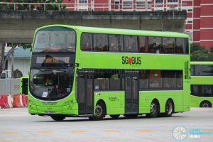 Bus 17 - Go-Ahead Singapore Volvo B9TL Wright (SBS3985P)
