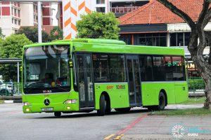 Bus 985 - SMRT Buses Mercedes-Benz OC500LE (SMB5Y)