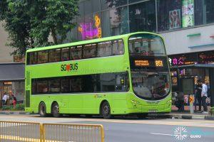 Bus 851 - SBS Transit Volvo B9TL Wright (SG5067M)