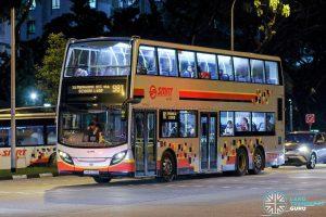 Bus 981 - SMRT Buses Alexander Dennis Enviro500 (SMB5079B)