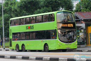 Bus 807B - SBS Transit Volvo B9TL Wright (SG5086H)