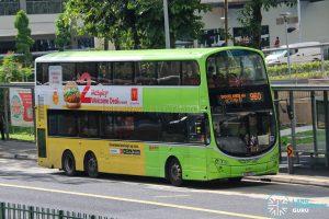 Bus 960 - SMRT Buses Volvo B9TL Wright (SG5170Y)