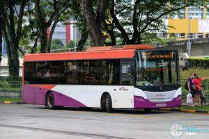 Bus 11 - SBS Transit Scania K230UB Euro V (SBS5175Y)