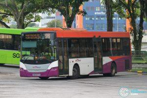Bus 175 - SBS Transit Scania K230UB Euro V (SBS5177S)