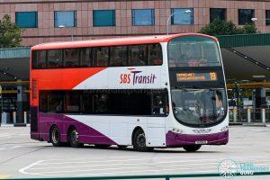Bus 19 - SBS Transit Volvo B9TL Wright (SG5321D)