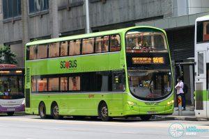 Express 951E - SMRT Buses Volvo B9TL Wright (SG5431U)