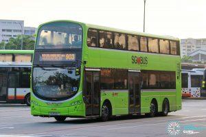 Bus 903 - SMRT Buses Volvo B9TL Wright (SG5539T)