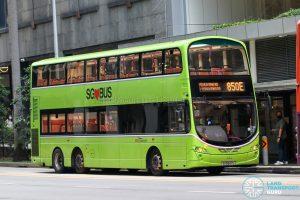 Express 850E - SBS Transit Volvo B9TL Wright (SG5547U)
