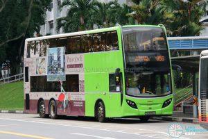 Bus 856 - SMRT Buses Alexander Dennis Enviro500 (SG5711L)