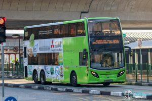 Bus 856 - SMRT Buses Alexander Dennis Enviro500 (SG5712J)