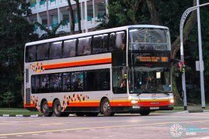 Bus 981 - SMRT Buses MAN A95 (SG5743U)